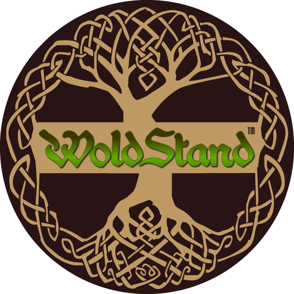 WIP 2 :: Treant Mitt or Black Walnut Bark Diorama Base